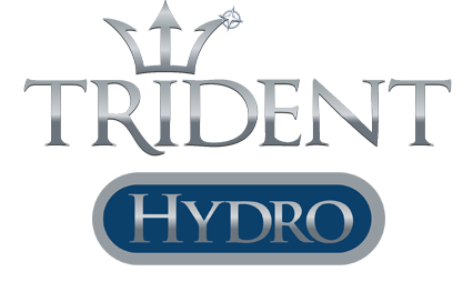 Trident Hydro Robotic Pool Cleaner Logo