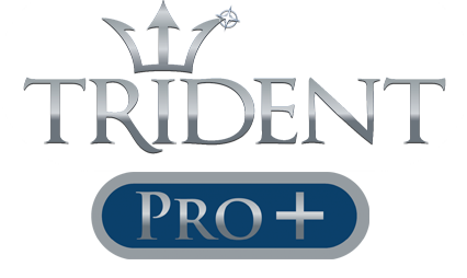 Trident Pro+ Robotic Pool Cleaner Logo