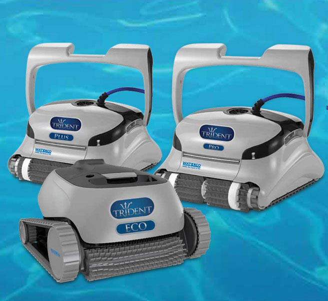 Trident Robotic Pool Cleaner Products